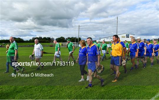 Tipperary v Limerick - Alzheimer Society Legends Hurling Game