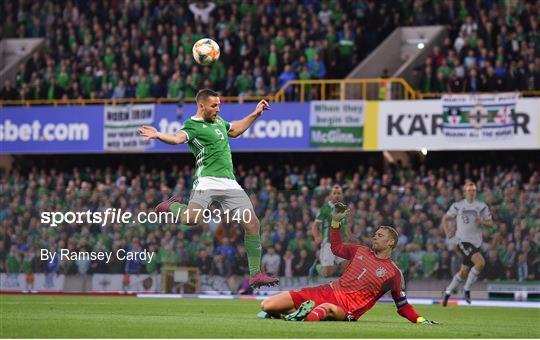 Northern Ireland v Germany - UEFA EURO2020 Qualifier - Group C