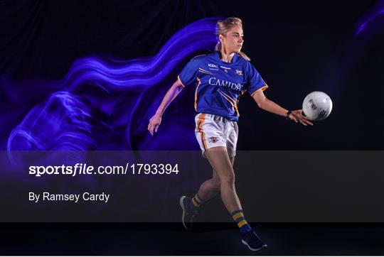 TG4 All-Ireland Ladies Football Championship Finals 2019 Captain's Day