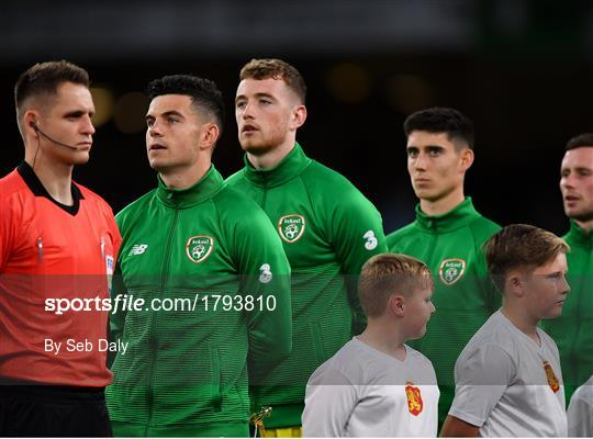 Republic of Ireland v Bulgaria - 3 International Friendly