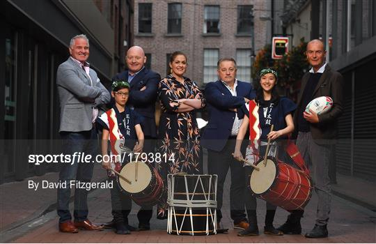RTÉ Sport Rugby World Cup 2019 Launch
