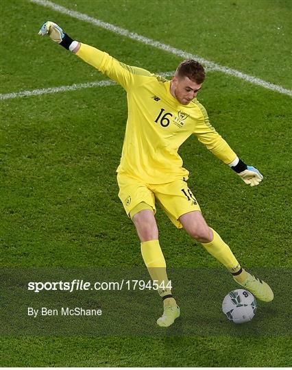 Republic of Ireland v Bulgaria - 3 International Friendly