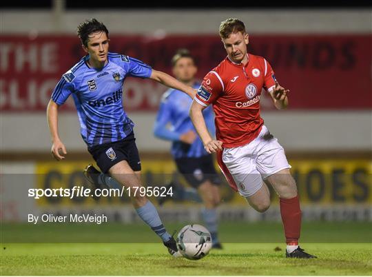 Sligo Rovers v UCD - Extra.ie FAI Cup Quarter-Final