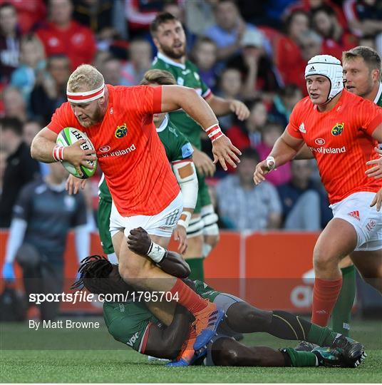 Munster v London Irish - Pre-season friendly