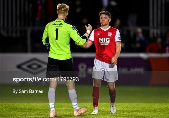 St Patrick's Athletic v UCD - SSE Airtricity League Premier Division
