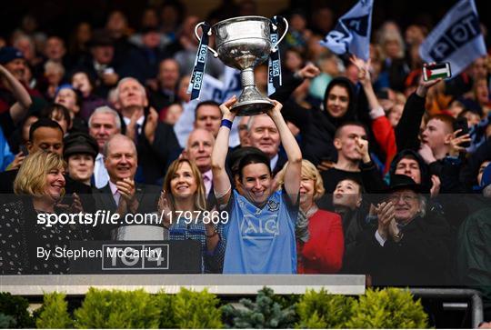 Dublin v Galway - TG4 All-Ireland Ladies Football Senior Championship Final