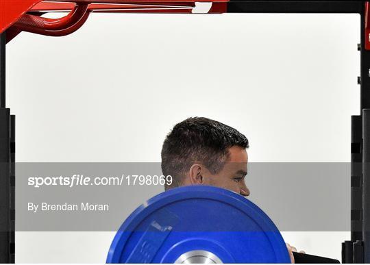 Ireland Rugby Media Access