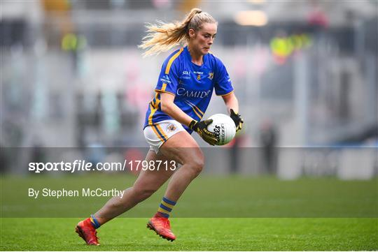 Meath v Tipperary - TG4 All-Ireland Ladies Football Intermediate Championship Final