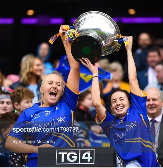 Meath v Tipperary - TG4 All-Ireland Ladies Football Intermediate Championship Final