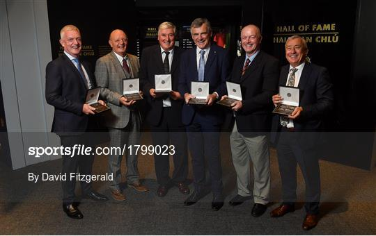GAA Museum Hall of Fame 2019