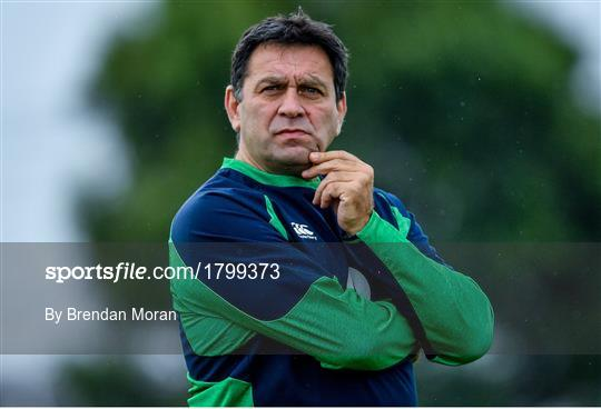 Ireland Rugby Media Access
