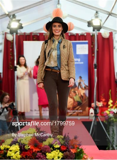 Best Dressed Lady Country Style sponsored by Etihad Airways at the National Ploughing Championship 2019