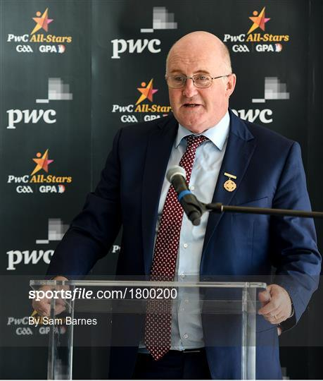 PwC GAA / GPA Player of the Month for August and September