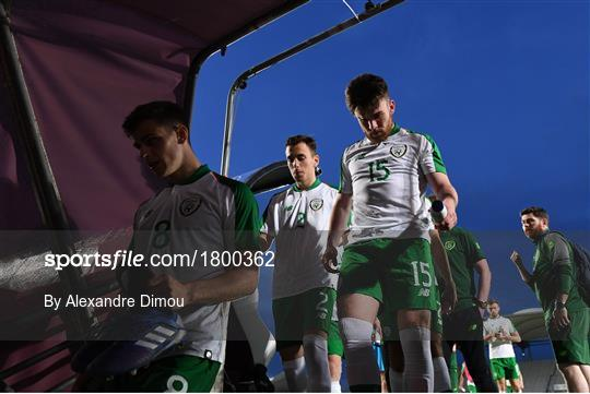 Mexico v Republic of Ireland - 2019 Maurice Revello Toulon Tournament