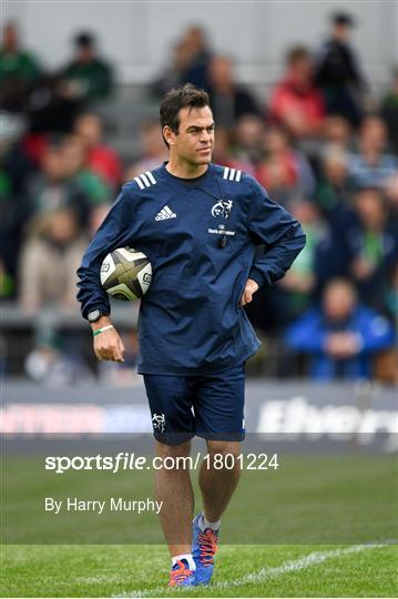 Connacht v Munster - Pre-Season Friendly