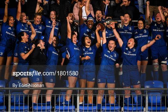 Leinster v Connacht - Women's Interprovincial Championship Final