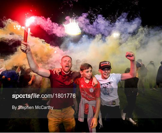 Shelbourne v Limerick FC - SSE Airtricity League First Division