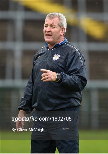Derrygonnelly Harps v Roslea Shamrocks - Fermanagh County Senior Club Football Championship Final