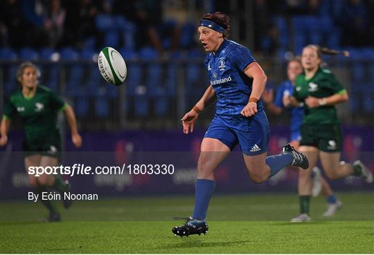 Leinster v Connacht - Women's Interprovincial Championship Final