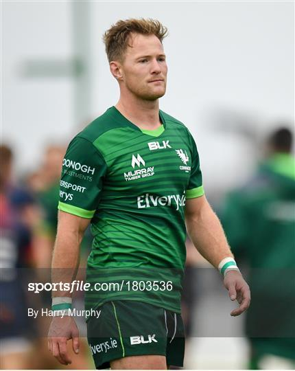 Connacht v Munster - Pre-Season Friendly