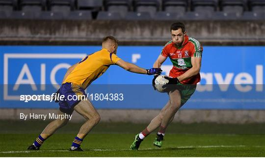 Na Fianna v Ballymun Kickhams - Dublin County Senior Club Football Championship Group 1