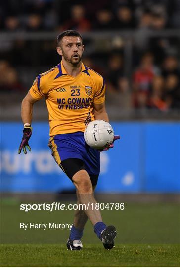 Na Fianna v Ballymun Kickhams - Dublin County Senior Club Football Championship Group 1