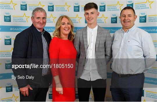 Electric Ireland GAA 2019 Minor Star Awards