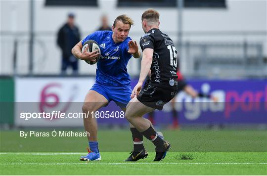Leinster v Dragons - The Celtic Cup Round 6