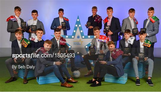 Electric Ireland GAA 2019 Minor Star Awards