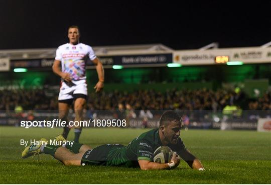Connacht v Benetton - Guinness PRO14 Round 2
