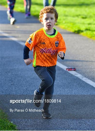 Vhi Roadshow at Shelbourne Junior parkrun