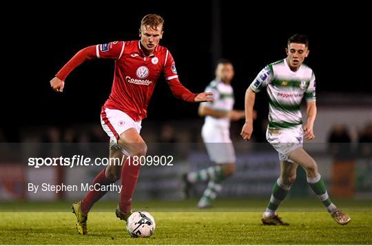 Sligo Rovers v Shamrock Rovers - SSE Airtricity League Premier Division