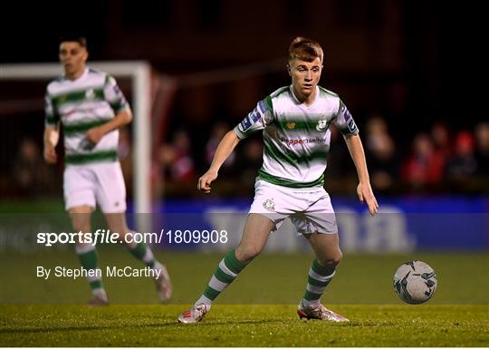 Sligo Rovers v Shamrock Rovers - SSE Airtricity League Premier Division