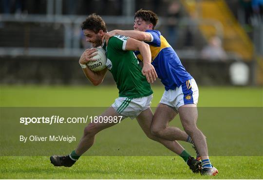 Kilcar v Gaoth Dobhair - Donegal County Senior Club Football Championship semi-final