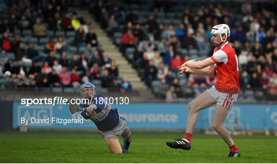 St Vincents v Cuala - Dublin County Senior Club Hurling Championship semi-final