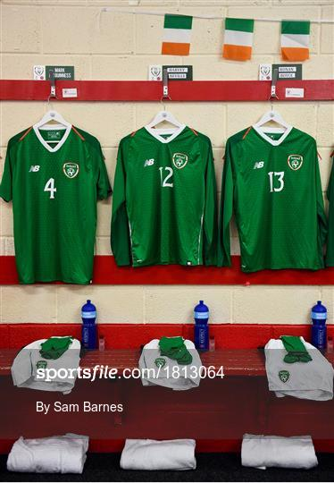 Republic of Ireland v Denmark - Under-19 International Friendly