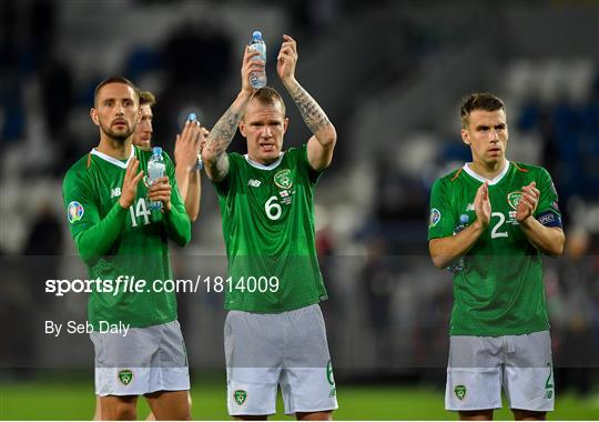 Georgia v Republic of Ireland - UEFA EURO2020 Qualifier
