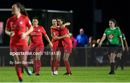 Peamount United v Shelbourne - Só Hotels Women's National League