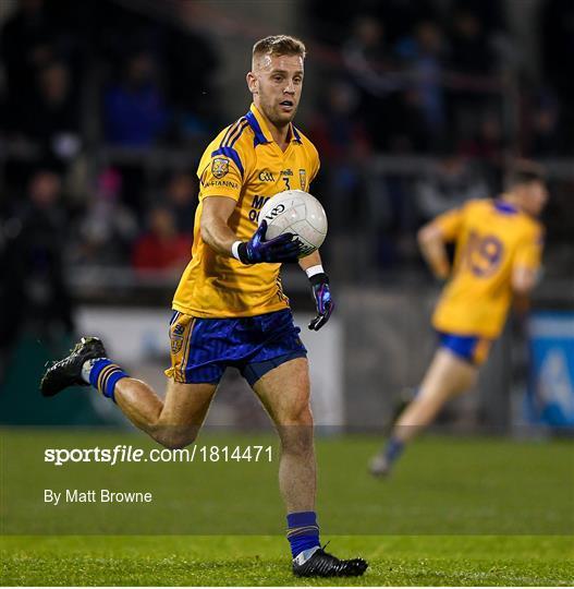 Ballyboden v Na Fianna -  Dublin County Senior Club Football Championship Quarter-Final
