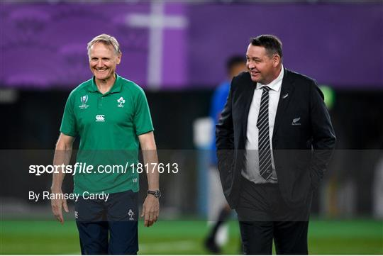 New Zealand v Ireland - 2019 Rugby World Cup Quarter-Final