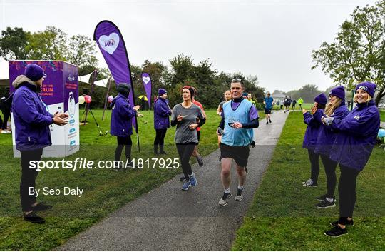 Vhi Roadshow at Porterstown parkrun