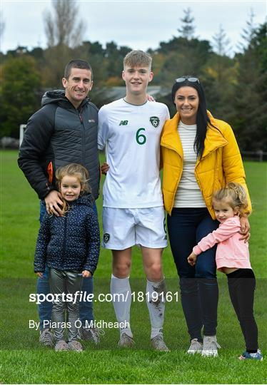 Republic of Ireland v Luxembourg - Under-15 UEFA Development Tournament
