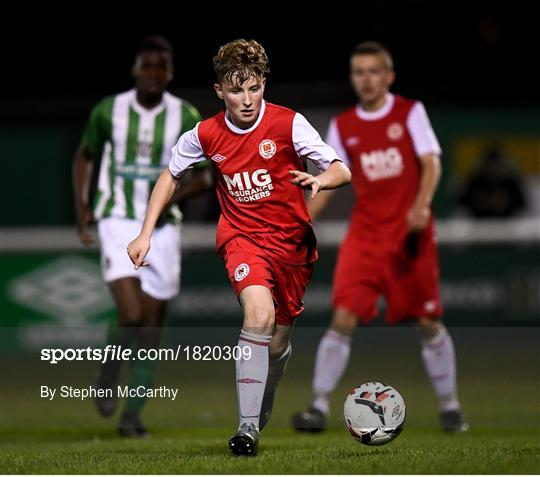 Bray Wanderers v St Patrick's Athletic - SSE Airtricity U13 League Final