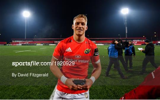 Munster v Ospreys - Guinness PRO14 Round 4