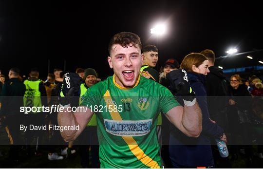 Thomas Davis v Kilmacud Crokes - Dublin County Senior Club Football Championship semi-final