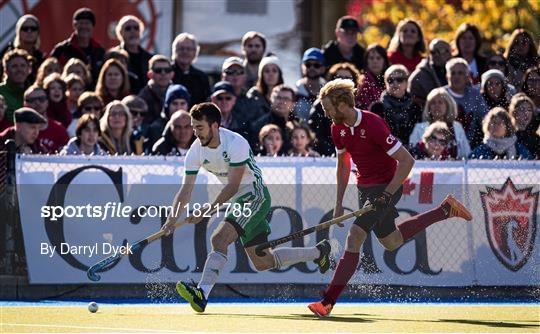 Canada v Ireland - FIH Men's Olympic Qualifier