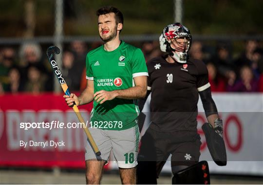 Canada v Ireland - FIH Men's Olympic Qualifier