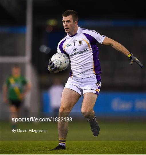 Thomas Davis v Kilmacud Crokes - Dublin County Senior Club Football Championship semi-final