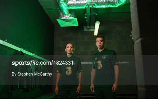 Republic of Ireland 2019/20 Home Kit Launched