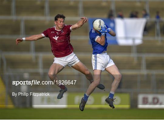 Castlerahan v Naomh Conaill - AIB Ulster GAA Football Senior Club Championship Quarter-Final